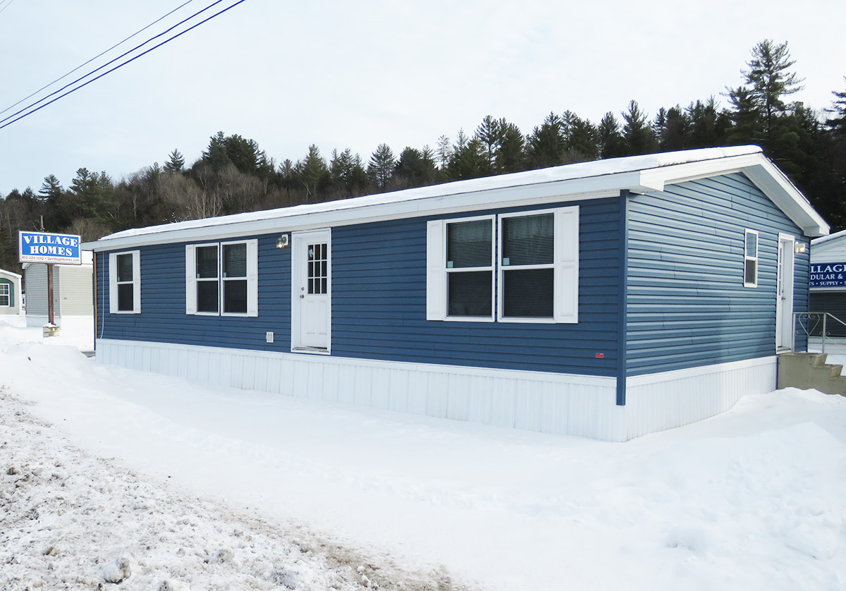 mobile home winter tips