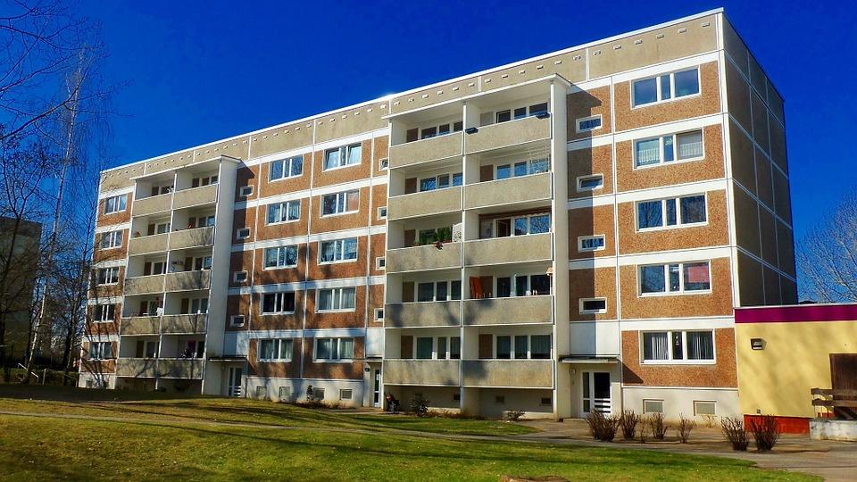 Insurance coverage for apartment buildings