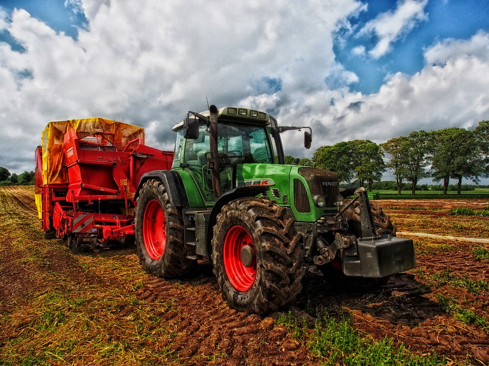 Farm and crop insurance coverage