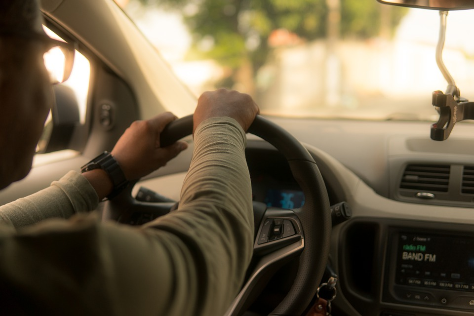 Auto insurance for delivery drivers